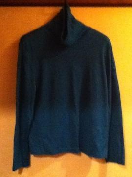 トータル(長袖) 古着 グリーン系