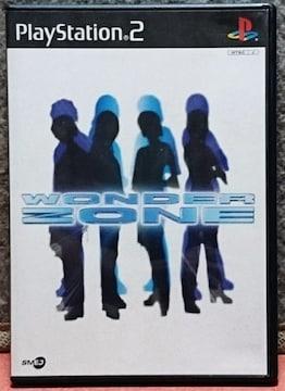 [送料無料・少し訳アリ]PS2/ZONE WONDER ZONE(ワンダーゾーン)