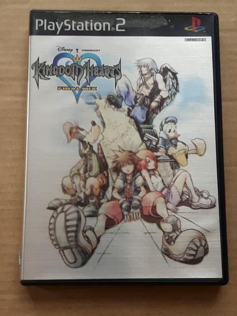 PS2☆キングダムハーツ ファイナルミックス☆  < ゲーム本体/ソフトの