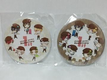 【CLOCK ZERO(クロック ゼロ)】缶バッチ オトメイトガーデン1st Anniversary