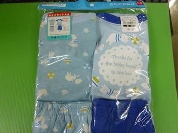 未使用 2セット半袖パジャマ  110 お買い得品