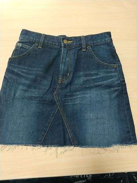 Leeのデニムスカート◆ジーンズ◆XSサイズ◆美品です! < ブランドの