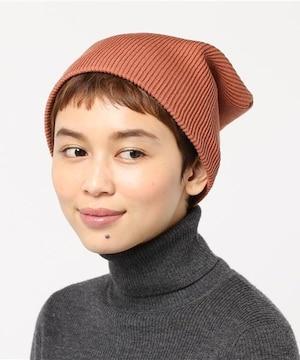 MURUA ニット帽ビーニー キャメル