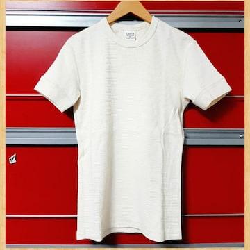 cootie サーマルカットソー Tシャツ kj着用 ワッフル S 美品