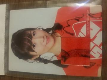 SKE48 加藤智子 コスチュームカード