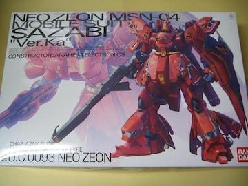 MG 1/100 MSN-04 サザビー Ver.Ka 機動戦士ガンダム 逆襲のシャア