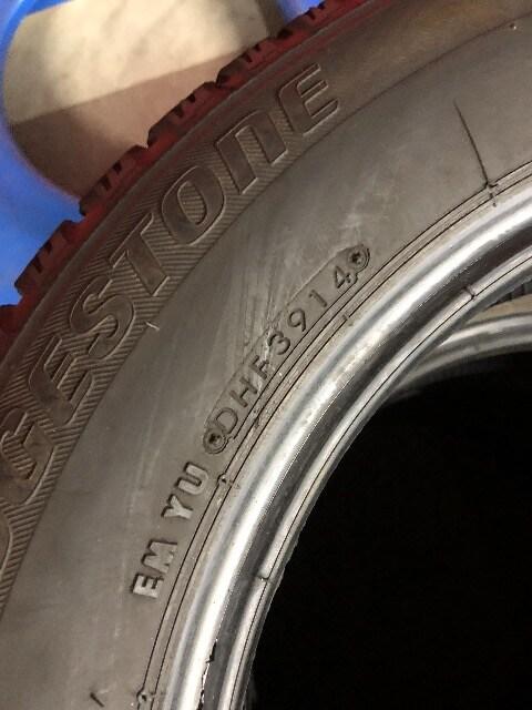 0082754)激安国産スタッドレスタイヤBSブリヂストン4本セット175/65R15送料無料 < 自動車/バイク