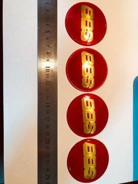 BBS ホイール センターキャップステッカー65mm