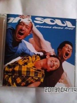 """2枚組32曲ドリームズ・カム・トゥルーグレイテストヒッツ""""THE SOUL"""""""