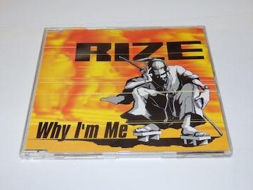 Rize/Why I'm Me [Single, Maxi]
