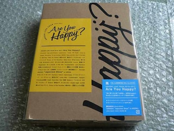 新品/嵐/Are You Happy?【初回限定盤】2Blu-ray+2DVD/他にも出品
