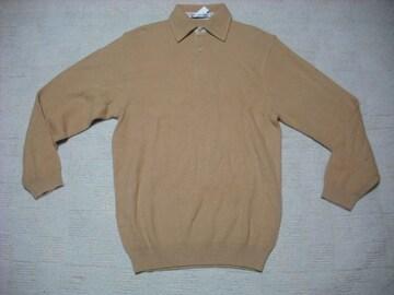 男 ショーンジョーン 長袖ニットシャツ M
