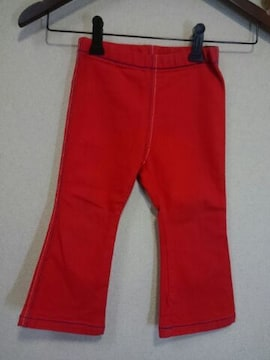 ●BOO HOMES● stretchレギパン red 80 男女OK