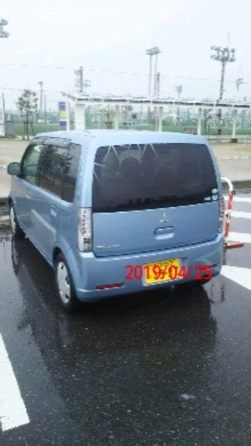 激安コミコミ価格♪大阪発H19年式三菱ekワゴン後期モデル < 自動車/バイク