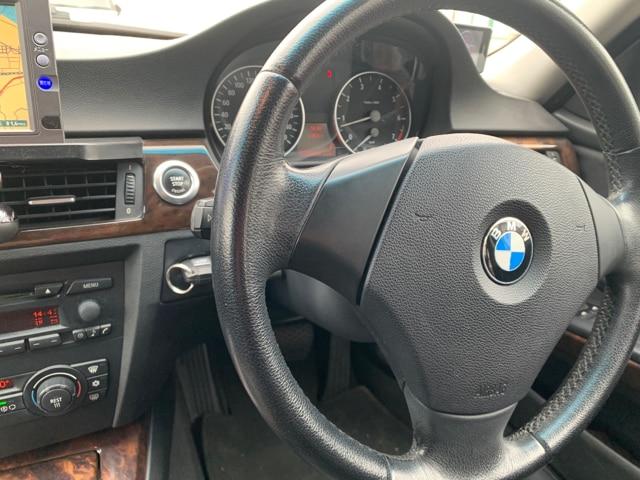 BMW 320i 3シリーズ ツーリング プッシュスタート 車検残有り < 自動車/バイク