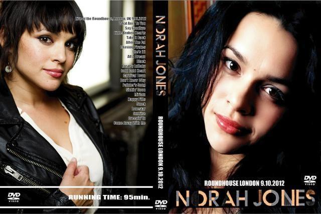 NORAH JONES 最新 ロンドンライブ 9.10.2012 ノラジョーンズ  < タレントグッズの