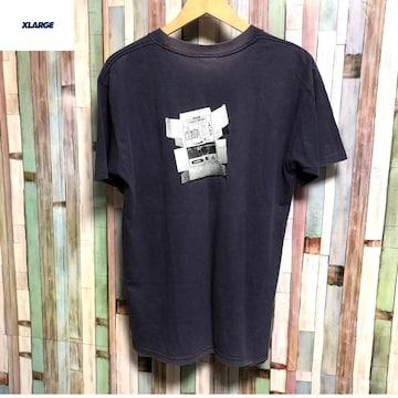 初期 X-LARGE×TOKION MAGAZINE コラボTシャツ