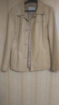 牛革レザージャケット