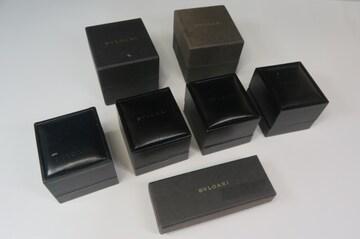 【まとめて】BVLGARI ブルガリ アクセサリー箱5/外箱2