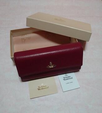 【美品】Vivienne Westwood 長財布【スクイグル】