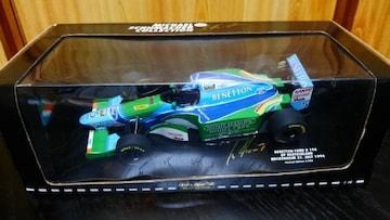 1/18BENETTONFORD B194 GP DEUTSCHLAND 1994