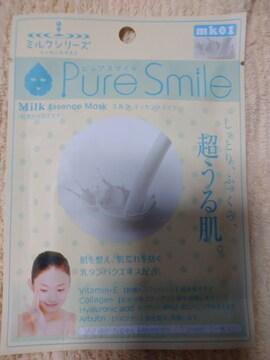 ピュアスマイル エッセンスマスク  ミルク