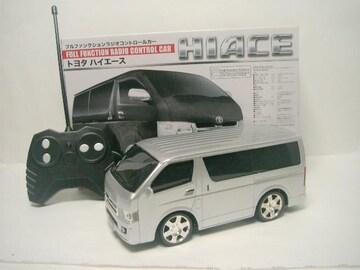 未使用★ラジオコントロールカー≪トヨタ ハイエース≫フルファンクション