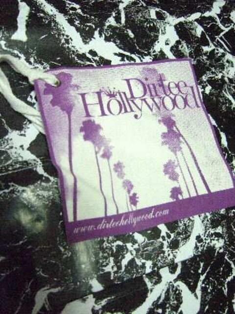 †ダーティーハリウッド†Dirtee Hollwood†Tシャツ† < 女性ファッションの