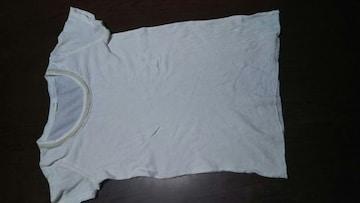 JEANASIS フリーサイズ 白 美品