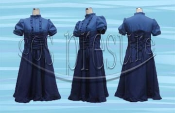 家庭教師ヒットマンREBORN! クローム 髑髏 洋服◆コスプレ衣装