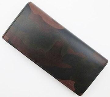 1点限り 新作/新品 ポールスミス ミリタリーデザイン 長財布 n60