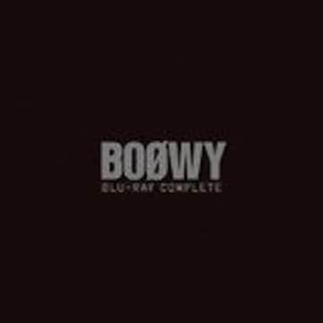 レア■ブルーレイ『BOΦWY(ボウィ) Blu-ray COMPLETE』氷室
