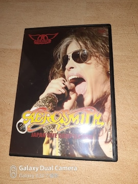 [DVD]エアロスミス ジャパンライヴ 3枚組