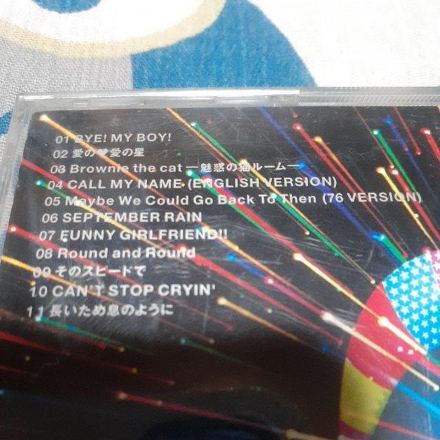the brilliant green/ TERRA2001    CD アルバム < タレントグッズの