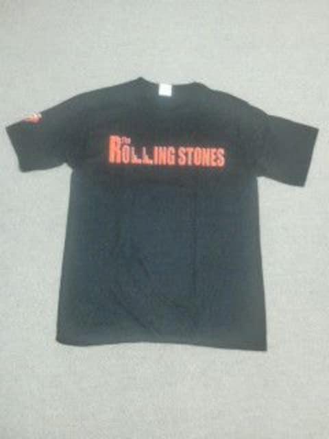 送料無料 ローリングストーンズ ご当地Tシャツ 新品  BADA BANG 正規 < タレントグッズの