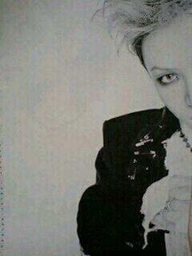 X JAPAN hide ポスター uv