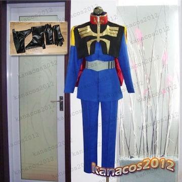機動戦士ガンダム ランバ・ラル風 コスプレ衣装