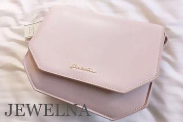 SALE●定価12,960円●JEWELNA●とろみカラー ショルダーバッグ