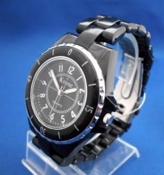 ブラックプラベルトウォッチSV-メンズ腕時計