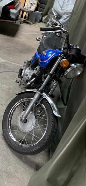 自賠責2年付き☆静岡☆取り来る方のみ☆ミニバブ☆CM125T☆ < 自動車/バイク