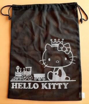 キティちゃん メッシュ袋 ハローキティ 袋 キティ 巾着 バッグ