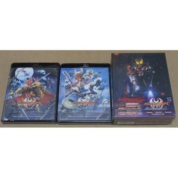 新品 仮面ライダーキバ Blu-ray BOX 初回全3巻