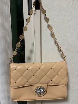 美品 チェーンバッグ  ハンドバッグ