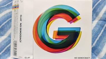 GLAY(グレイ) NO DEMOCRACY 帯付