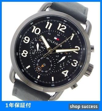 新品 即買///トミー ヒルフィガー クロノ メンズ腕時計 1791426