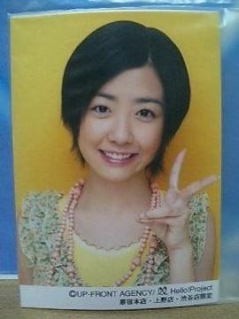 都内限定写真 L判1枚 2007.8.11/清水佐紀