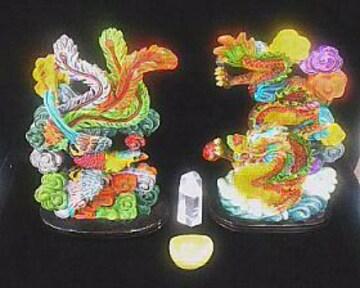 金運隆盛★龍と鳳凰★お徳セット