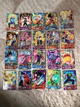スーパードラゴンボールヒーローズカード60枚纏め売り�A