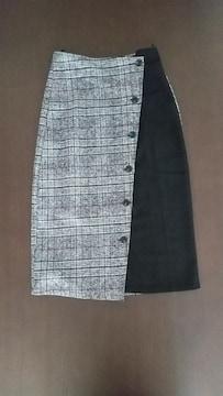 [新品]sizeL/タイトスカート//