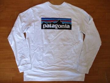 PATAGONIA パタゴニア ロング Tシャツ USA−M
